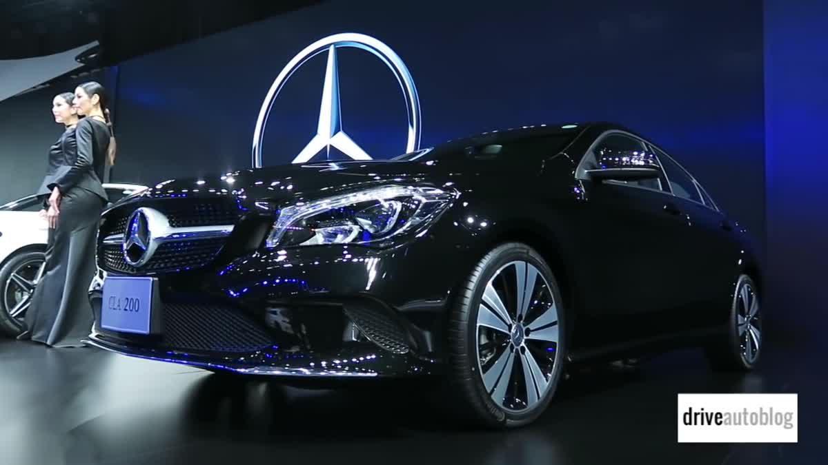 เยือนบูธ Mercedes-Benz อลังการกองทัพเบนซ์สุดหรู ณ Motor Expo 2016