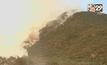 ไฟป่าลามเข้าเขตป่าสงวนในชิลี