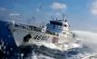จีนส่งเรือเข้าไปลากเรือฟิลิปปินส์ในทะเลจีนใต้