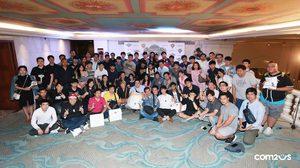 Summoners War จัดปาร์ตี้ฉลองปีใหม่ ผู้พัฒนาเกมและแชมป์โลกบินตรงจากเกาหลีร่วมงาน!!