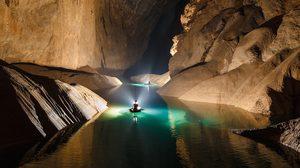 ถ้ำเซินด่อง (Son Doong) ถ้ำที่ใหญ่ที่สุดในโลก ที่เวียดนาม!