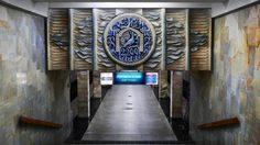 พาชม รถไฟใต้ดินทาชเคนต์ แห่งอุซเบกิสถาน สวยและหรูที่สุดในโลก