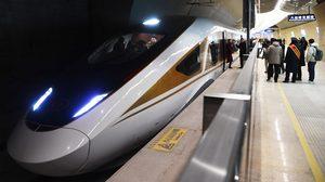 จีนเสริมรถไฟความเร็วสูง ปักกิ่ง-จางเจียโข่วอีก 6 ขบวน