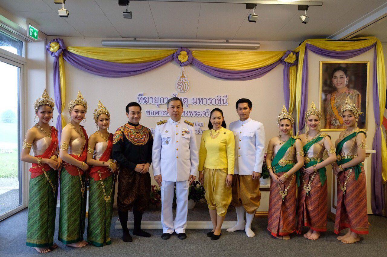 ม.รามฯ เผยแพร่ศิลปวัฒนธรรม  ให้ชาวไทย-ชาวต่างชาติ ประเทศนอร์เวย์