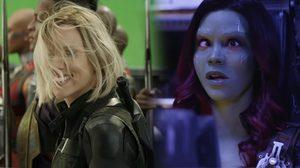 ยิ้มกันบ้าง!! คลิปเบื้องหลังหลุด ๆ ฮา ๆ ของเหล่านักแสดงในหนัง Avengers: Infinity War