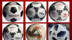 สุดคลาสสิค!! ย้อนประวัติ ลูกฟุตบอล ที่เคยใช้ในศึก ฟุตบอลโลก ตั้งแต่อดีต จนถึงปัจจุบัน
