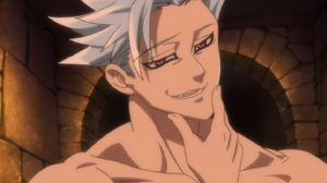 Undead Ban บาปที่ 3 บาปแห่งโลภะความโลภของจิ้งจอก จาก Nanatsu no Taizai