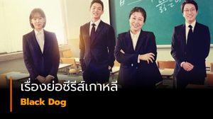 เรื่องย่อซีรีส์เกาหลี Black Dog