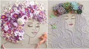 15 ภาพ ศิลปะจากธรรมชาติ สวยจนคุณไม่อยากเชื่อสายตา!!!
