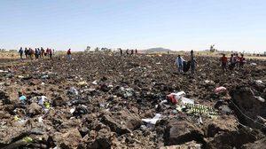 สลดใจ !พบซากเครื่องบินเอธิโอเปียตกแล้ว ดับยกลำ 157 ศพ
