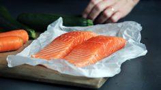 ประโยชน์ ของปลาแซลมอน