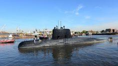 """โฆษกทัพเรืออาร์เจนฯ ชี้คลื่นเสียงที่พบไม่ได้มาจาก """"เรือดำน้ำ"""" ที่สูญหาย"""