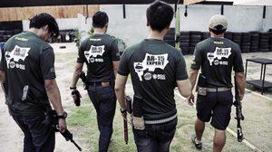 ทีมนักแม่นปืน AR-15 Expert แห่งวงการ IPSC