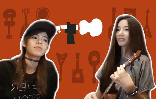 2สาว ดีเจจากMono Fresh91.5 ร้องกันลั่น!!!