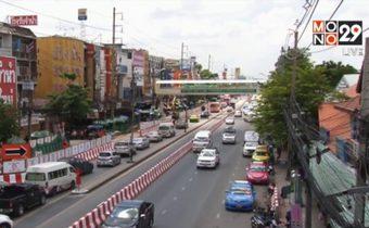 แนะ 4 เส้นทางเลี่ยงรถติดก่อสร้างรถไฟฟ้าสีเขียว