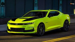 Chevrolet Camaro SS Shock 2019 รุ่นพิเศษ แต่งเต็ม เตรียมบุกเข้างาน SEMA Show