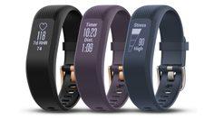 GARMIN vivosmart 3 สายรัดข้อมือเพื่อสุขภาพตัวใหม่ โดดเด่นด้วยการออกแบบที่ทันสมัย