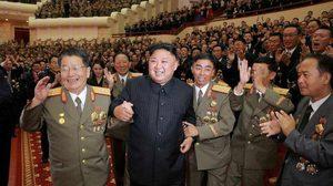 คิม จองอึน จัดงานฉลอง ให้นักวิทย์ผู้พัฒนาระเบิดไฮโดรเจนสำเร็จ