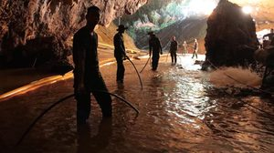 'ทรัมป์' ชื่นชมทุกคนในการช่วยเหลือ ทีมหมูป่าออกจากถ้ำหลวง
