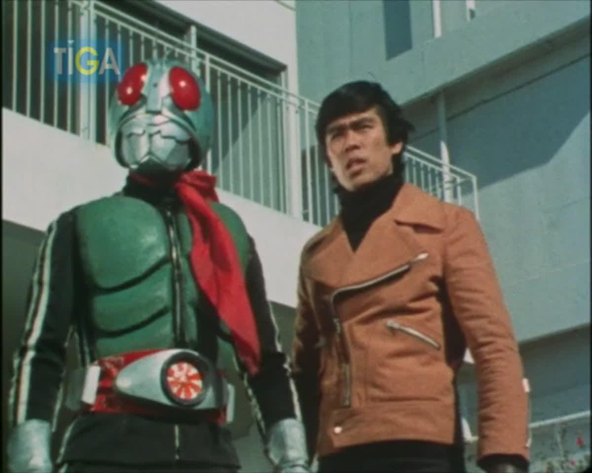 Masked Rider ตอนที่ 97-2