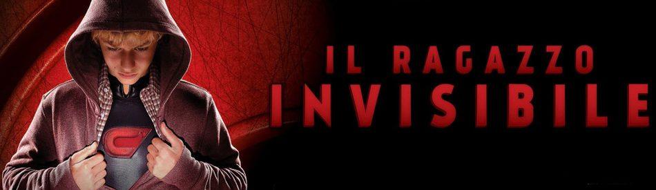 Invisible Boy ยอดมนุษย์ไร้เงา