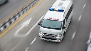 กองปราบฯ เตือน เจตนาไม่หลบรถพยาบาล ระวังเจอข้อหาฆ่าผู้อื่น!!