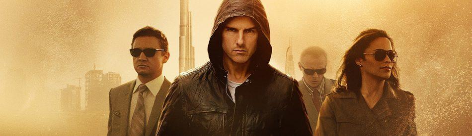 Mission : Impossible Ghost Protocol มิชชั่น : อิมพอสซิเบิ้ล ปฏิบัติการไร้เงา