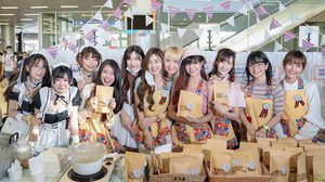 7 สาว Idol Exchange นำทีมความสนุกที่งาน Cat Foodival