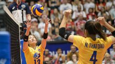 สู้กันมันส์! ลูกยางสาวไทย พ่าย โปแลนด์ หวิว 2-3 เซต ศึกคัดโอลิมปิก