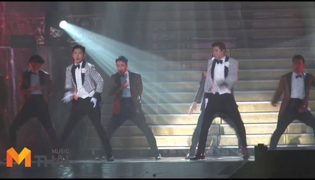 """ไฮไลท์คอนเสิร์ต """"TVXQ! CONCERT -CIRCLE- #with in BANGKOK"""""""