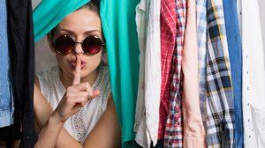 7 วิธี จัดตู้เสื้อผ้า ง่าย….อย่างไม่น่าเชื่อ