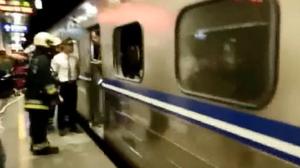 บึ้มสนั่น!! รถไฟที่ไต้หวัน พบมีผู้โดยสารบาดเจ็บอย่างน้อย 21 คน