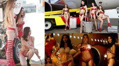 สายการบินเวียดนามเปิดตัวปฏิทินปี 2018 มาในคอนเซ็ปต์สุดเซ็กซี่ Bikini Airline