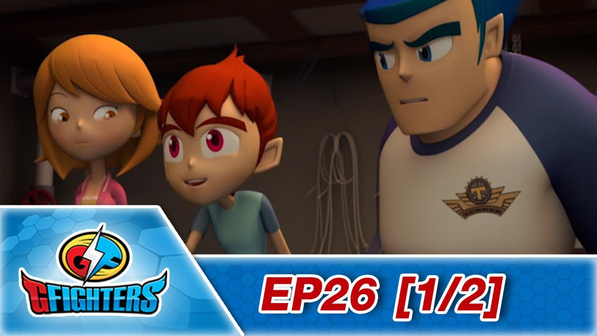 G fighter ep 26 [1/2]