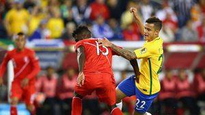 แซมบ้าร่วง! หลังโดนลูกกังขาแพ้ 0-1, เอกวาดอร์ถล่อม 4-0 โคปา อเมริกา 2016 กลุ่มบี