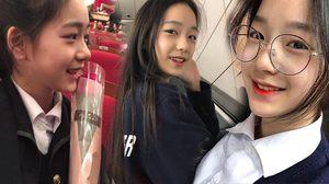 มองเพลินมาก Seung สาววัยทีนเกาหลี อายุ 15 หน้าใสกิ๊ก