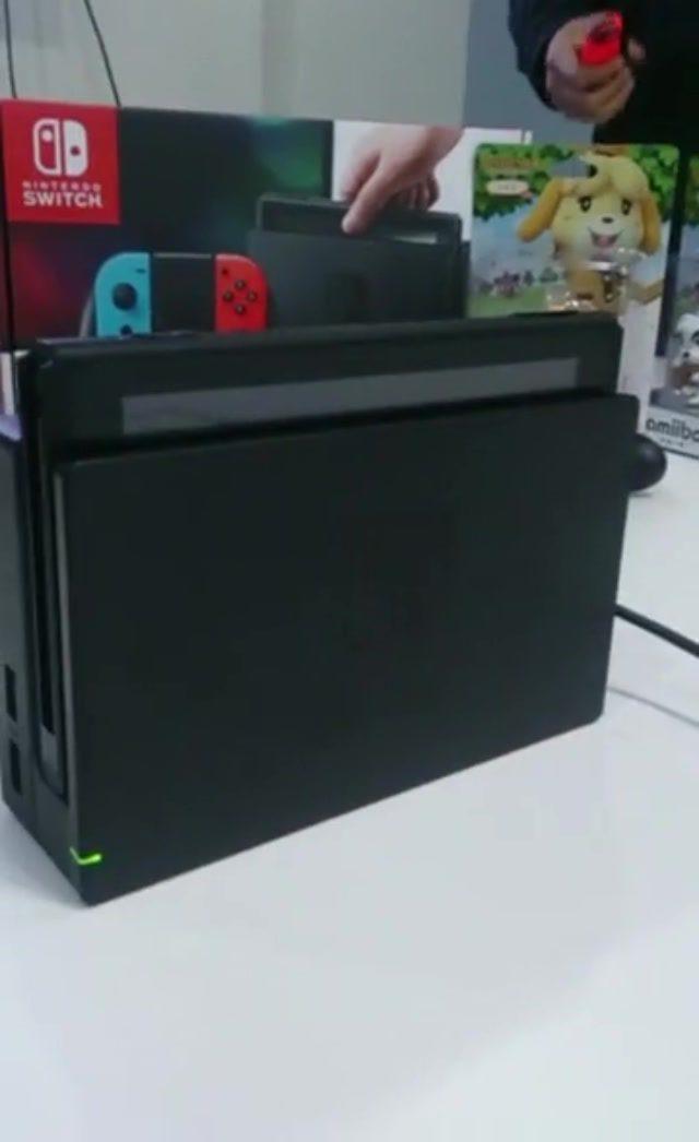 รีวิว Nintendo Switch โดยทีมงาน MThai Game Part1/2