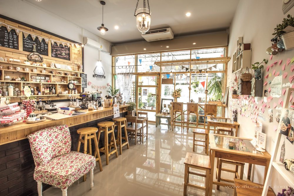 Little Home Cafe'Photharam
