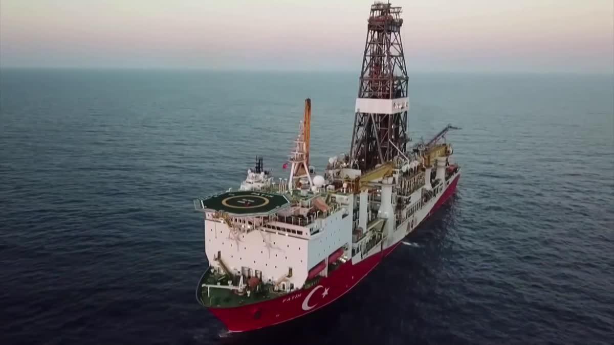 ตุรกีค้นพบแหล่งก๊าซธรรมชาติขนาดใหญ่ในทะเลดำ