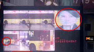 ระบบจับใบหน้าคนไม่ข้ามทางม้าลายในจีนผิดพลาด จับภาพหน้าคนในโฆษณาบนรถเมล์!!