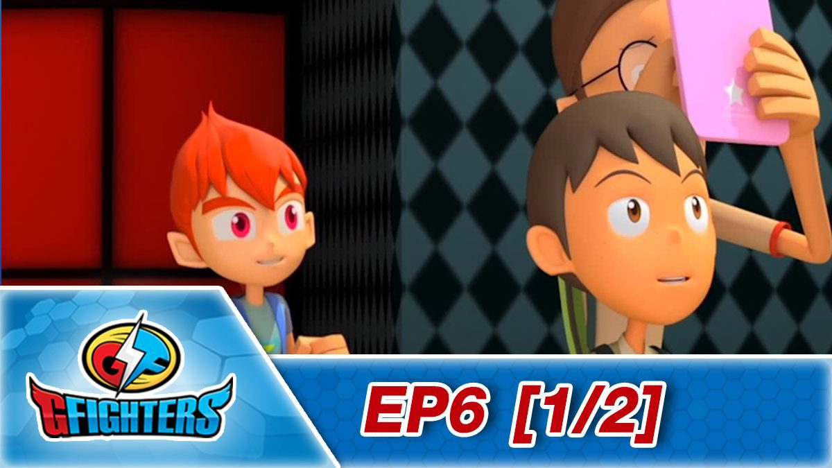 G fighter ep 6 [1/2]