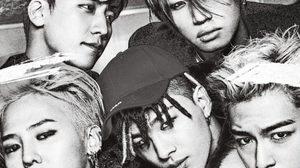 BIGBANG คัมแบ็คท็อปฟอร์ม! ยึดพื้นที่ชาร์ตเพลงฮิตอย่างสมบูรณ์แบบ!!
