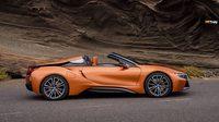 BMW i8 Roadster 2018 ใหม่ รถสปอร์ตไฮบริดเปิดประทุน ราคาเหยียบ 13 ล้านบาท