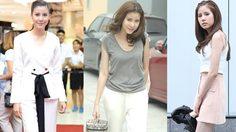 รวมแฟชั่น 3 สาวหัวใจสีชมพู เมย์-น้ำฝน-เอสเธอร์ สวยเซ็กซี่ หวาน น่ารัก!!!!
