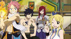 การ์ตูนตอนพิเศษ Fairy Tail ถูกทำเป็นอนิเมะทีวีแล้ว!!
