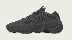 สีนี้ห้ามพลาด! adidas เผยโฉม YEEZY 500 Utility Black พร้อมวางจำหน่าย 7 กรกฎาคมนี้
