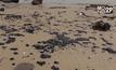 เร่งตรวจสอบคราบน้ำมันที่ชายหาดหัวหิน