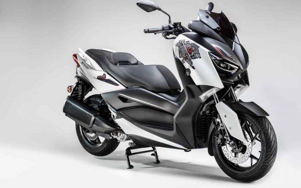 Yamaha XMAX 300 Roma Edition