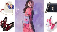 Gracegift x Sailor Moon เอาใจสาวกเซเลอร์ จัดเต็มรองเท้ากระเป๋ามากมายหลายแบบ!!