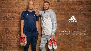 adidas ฉลองครบรอบ 25 ปี Predator ดึงสองตำนานแข้งร่วมสร้างสรรค์รองเท้าฟุตบอลรุ่นพิเศษ